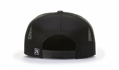 Montra Snapback Trucker Hat Black - Athletic Division