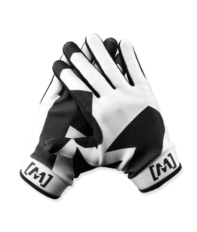 MX-1 Gloves Black/White