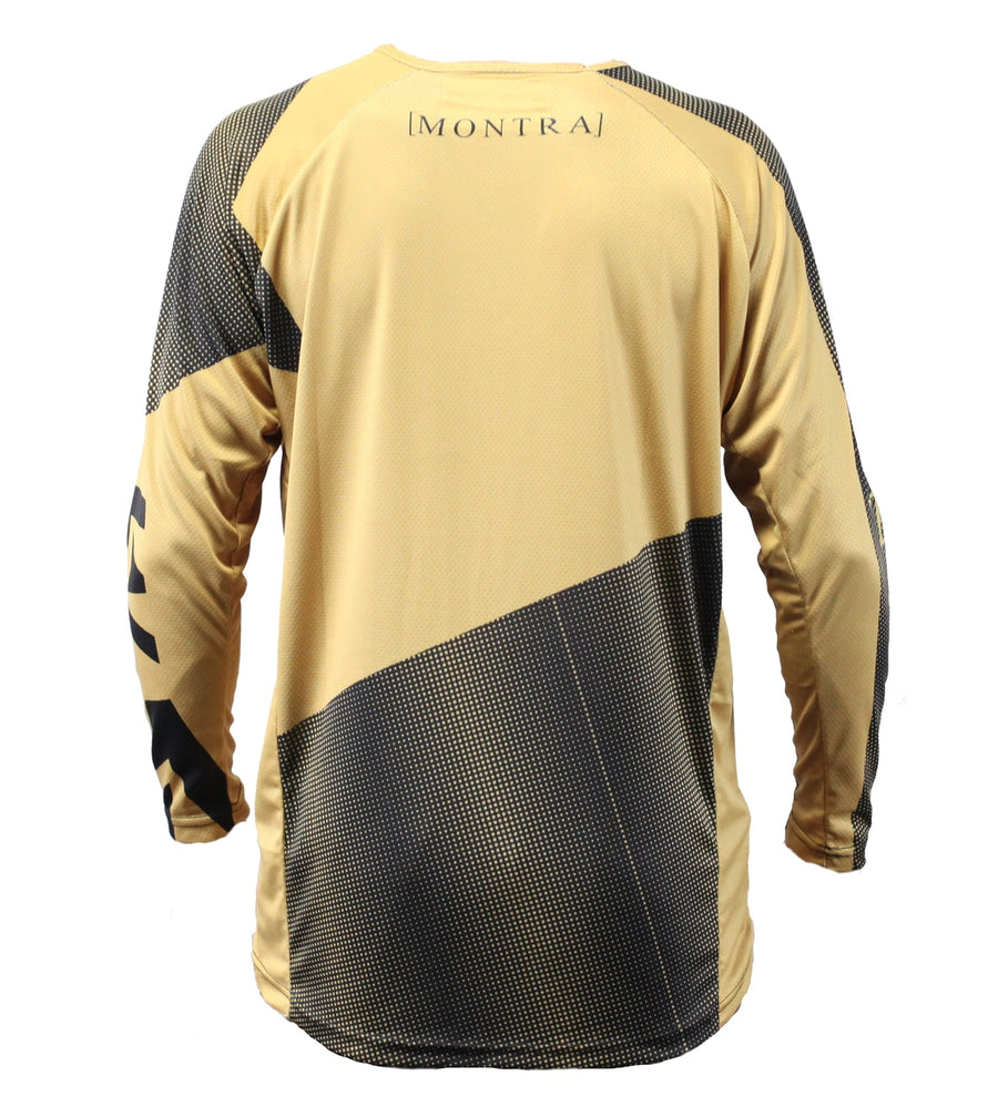 MX-1 Jersey Black/Gold