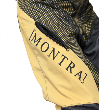 MX-1 Pants Black/Gold