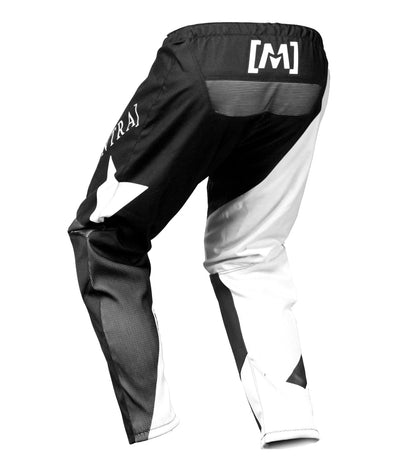 MX-1 Pants Black/White