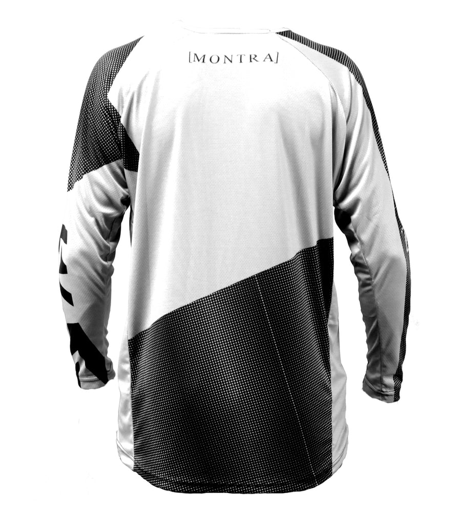 MX-1 Jersey Black/White
