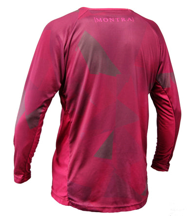 MX-3 Founders Jersey Maroon