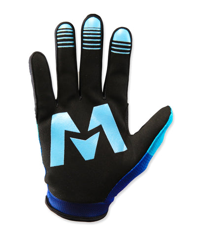 MX-2 Factory Gloves Teal/Coral