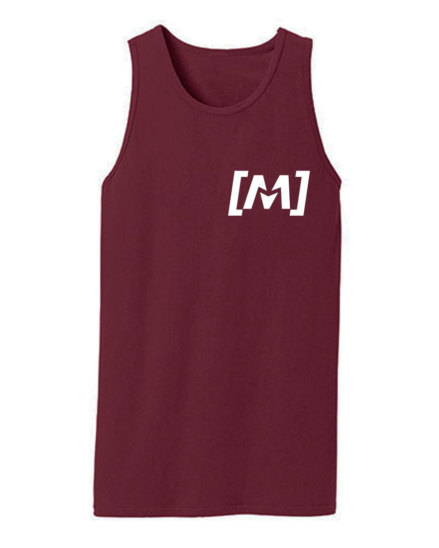 Montra Classic Tank Maroon