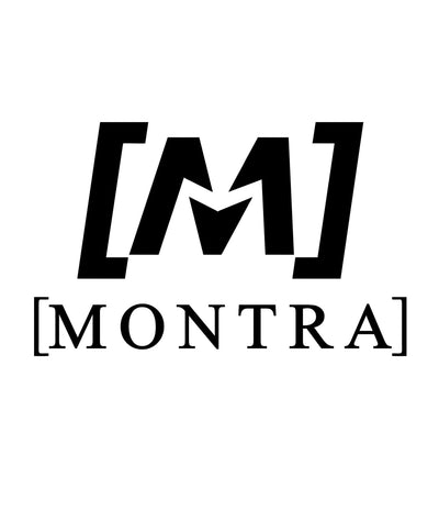 Montra Logo Sticker