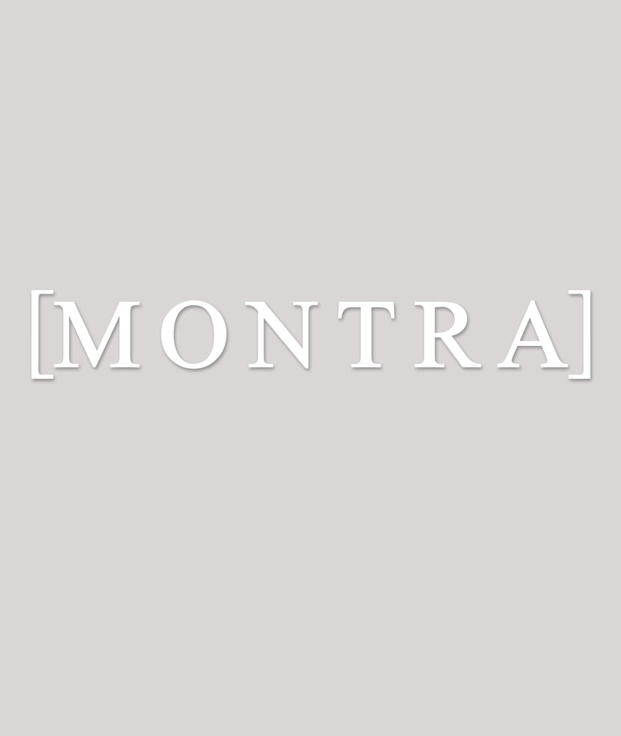 Montra Text Sticker