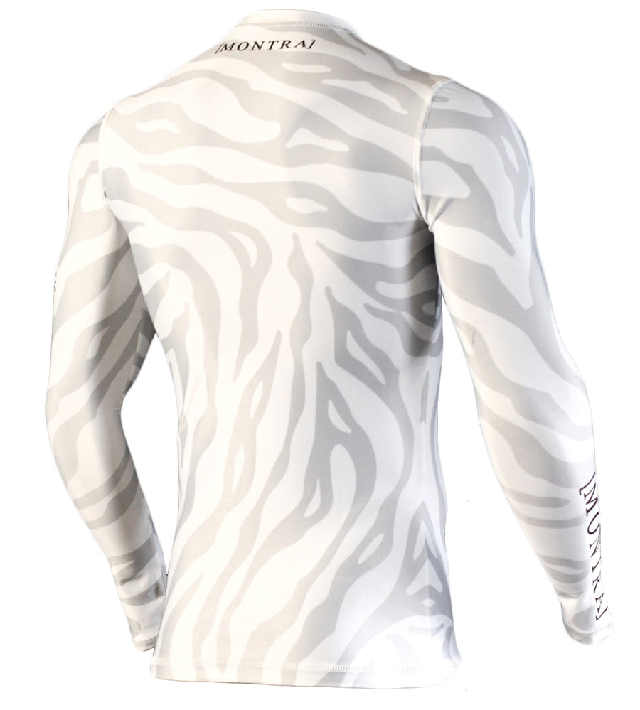 OZONE Compression Sleeve White