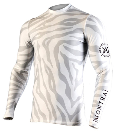 OZONE Compression Jersey White