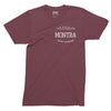 Montra Race Team T Shirt Cardinal