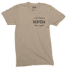 Montra Race Team T Shirt Tan