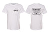 Montra Race Team T Shirt White