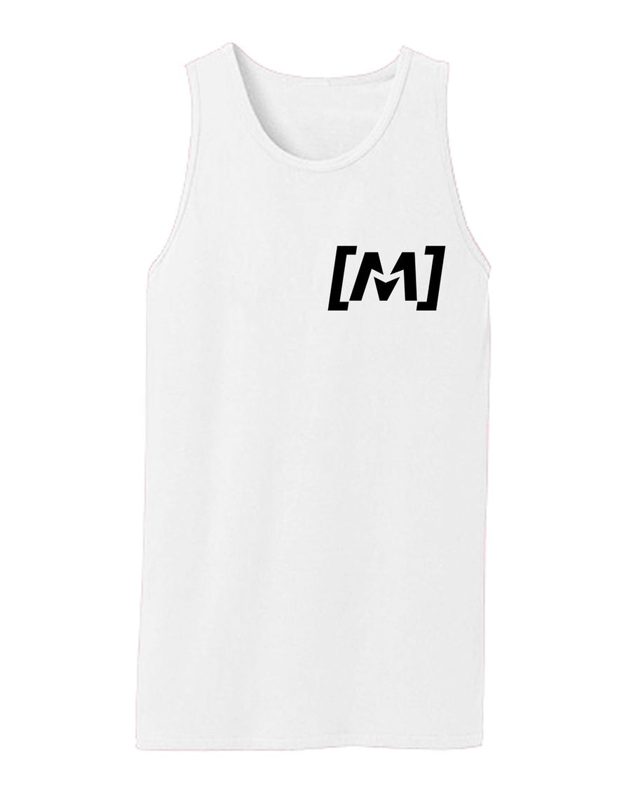 Montra Classic Tank White