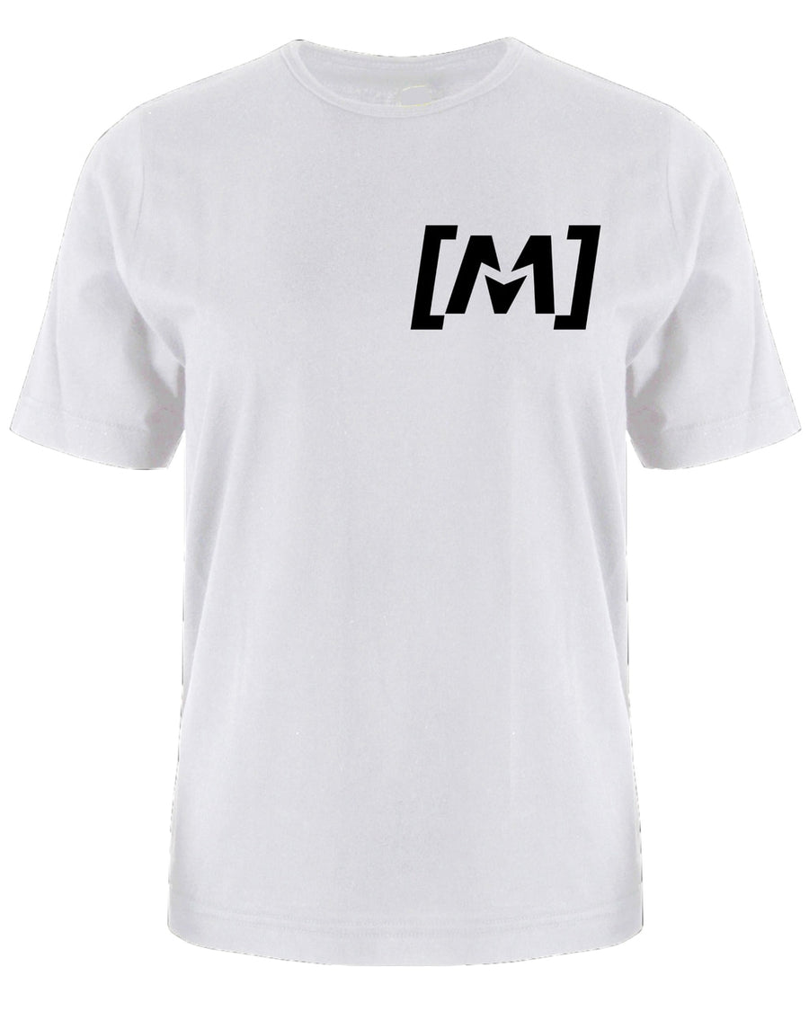 Montra Classic T Shirt White