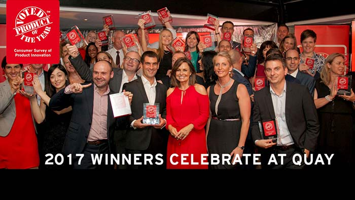 Product of the Year 2017 Winners