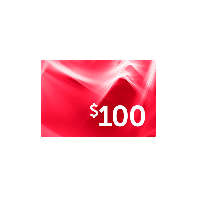 $100 Deep Heat eGift card
