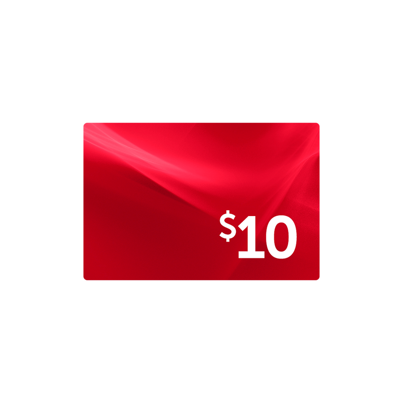 Deep Heat eGift card $10