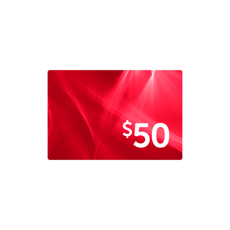 $50 Deep Heat eGift card