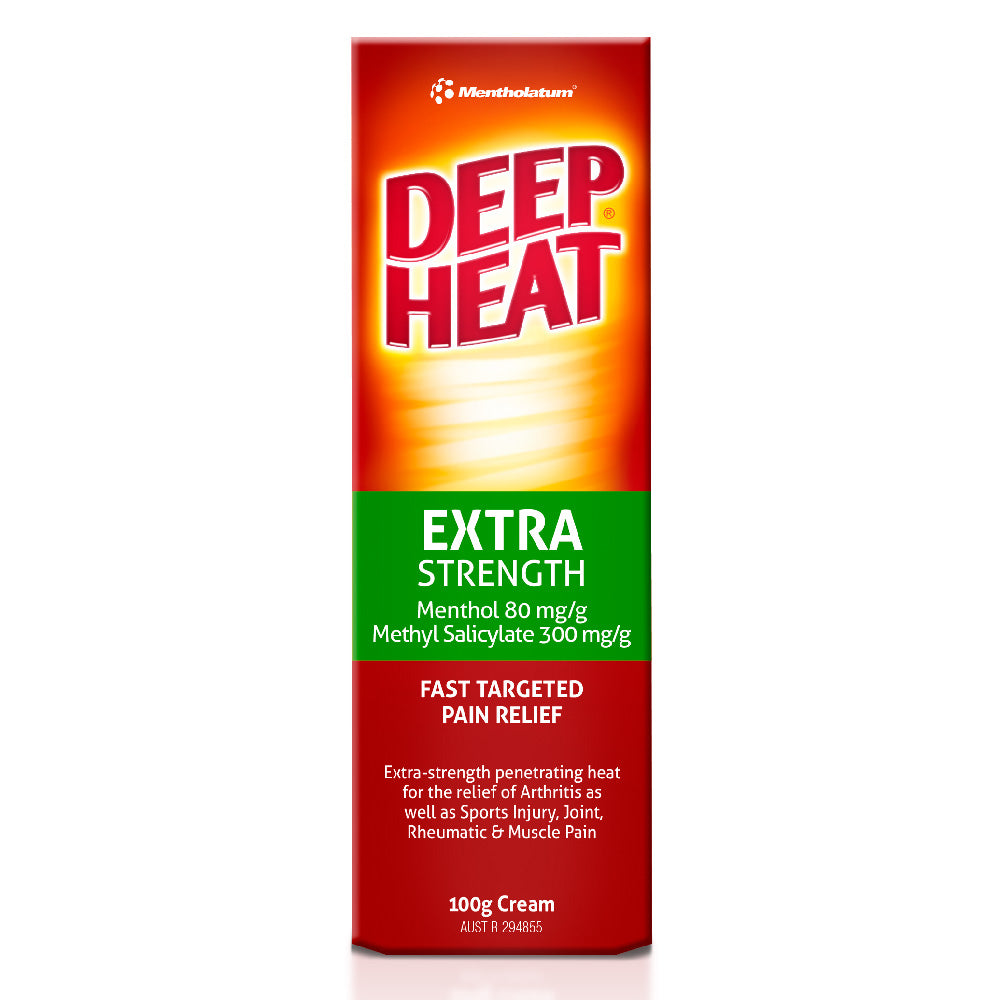 Deep Heat Extra Strength