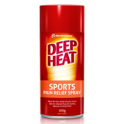 Deep Heat Sports Pain Relief Spray