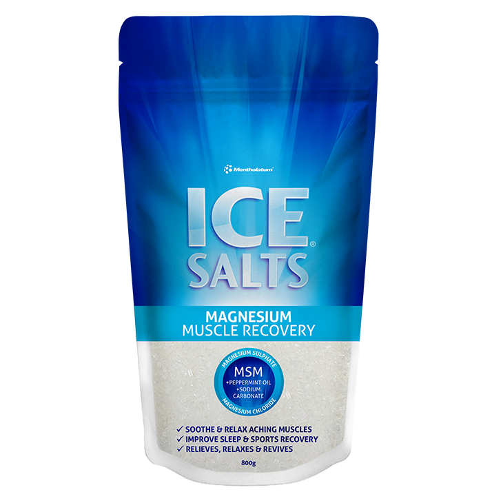 ICE Salts Magnesium Muscle Recovery