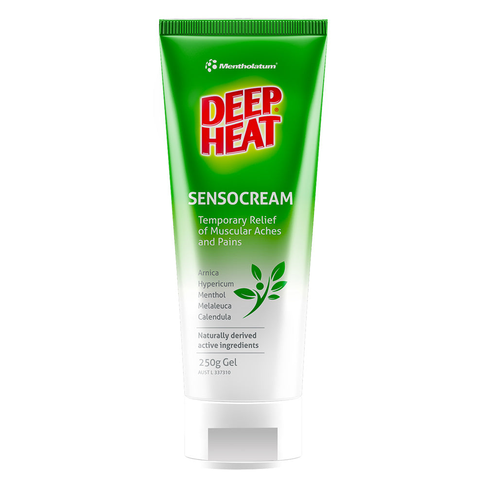 Deep Heat Sensocream