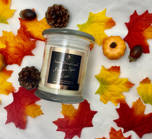 Pumpkin Spice Latte Soy Candle