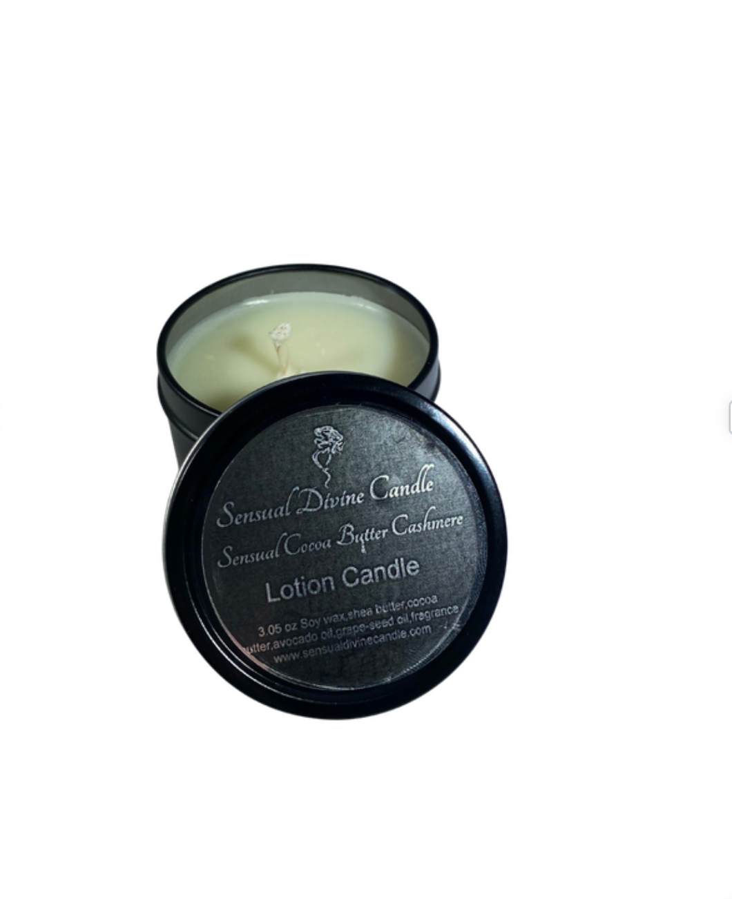 Soy Lotion Candle 4 oz