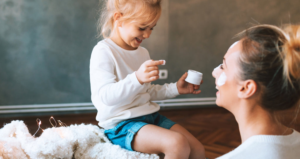 Healthy skincare tips for the entire family