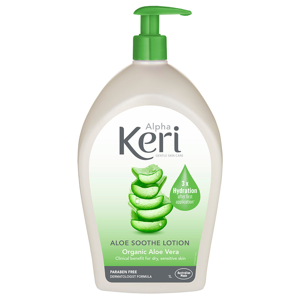 Alpha Keri Aloe Soothe Lotion
