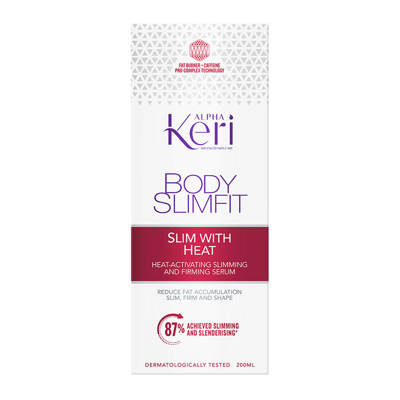 Alpha Keri Body Slimfit Heat-activating Slimming + Firming Serum
