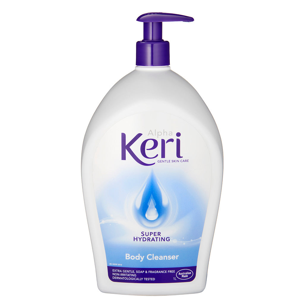 Alpha Keri Super Hydrating Body Cleanser 1L