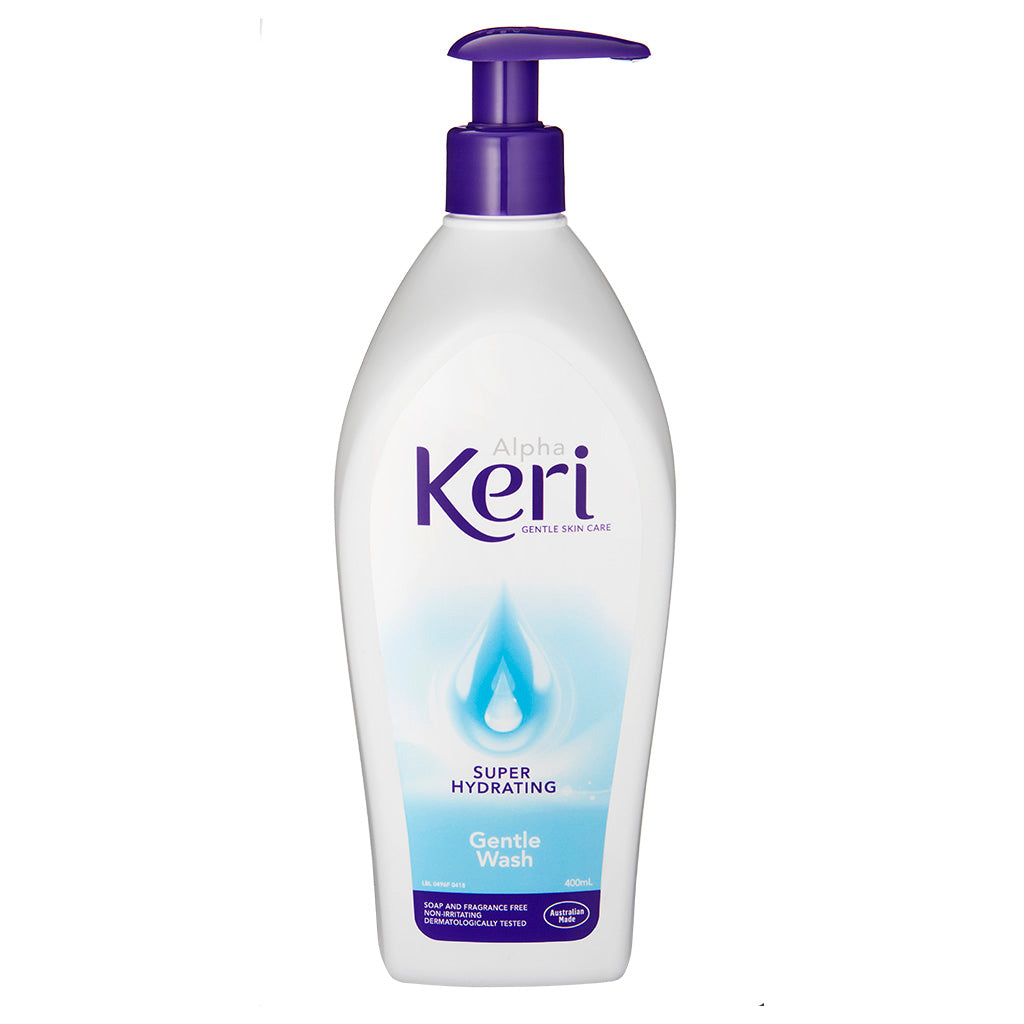Alpha Keri Super Hydrating Gentle Wash 400mL