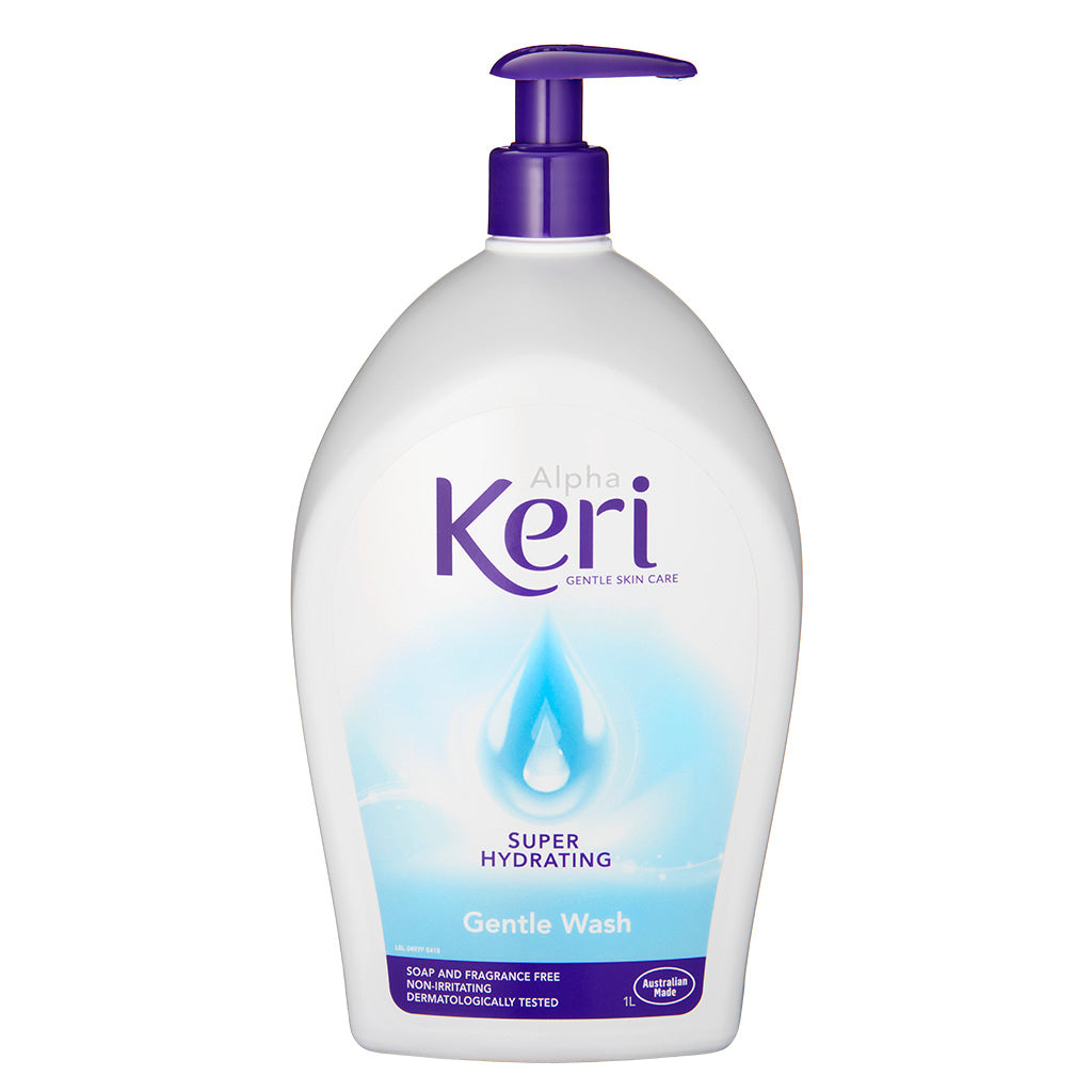 Alpha Keri Super Hydrating Gentle Wash 1L