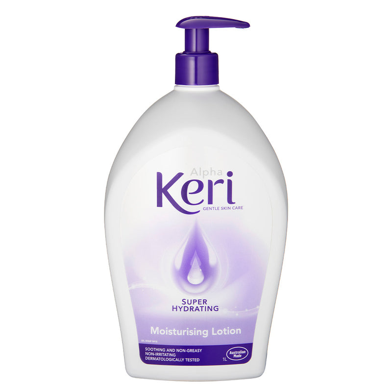 Alpha Keri Super Hydrating Moisturising Lotion 1L