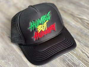 """HUMBLE BUT HUNGRY"" BHM TRUCKER"