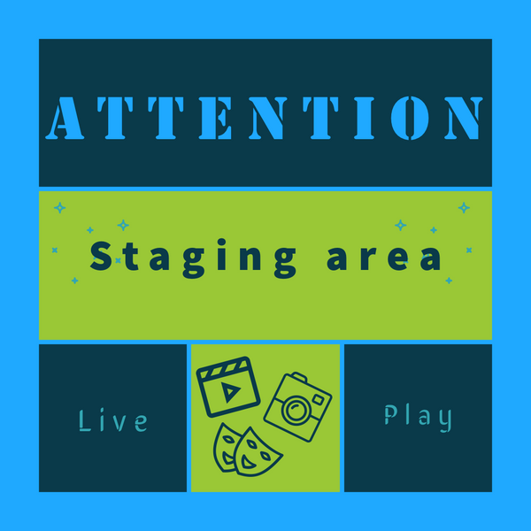 7 Days to ACT: Day 3 - Staging Area