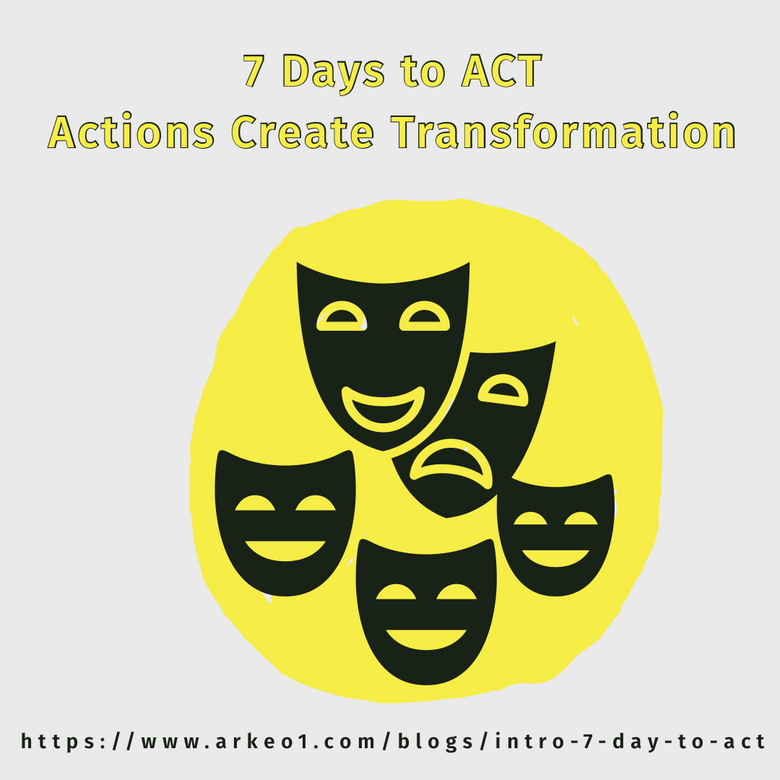 7 Days to ACT: Day 1 - Baggage Claim