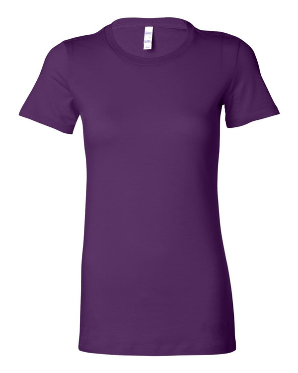 Bella & Canvas - 6004 - Women's Slim Fit Tee