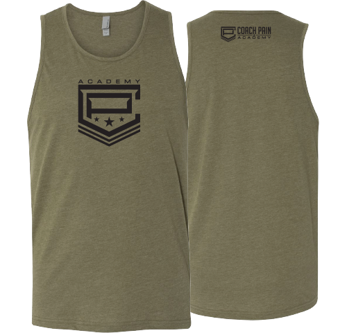 CPA Men's Cotton Tank
