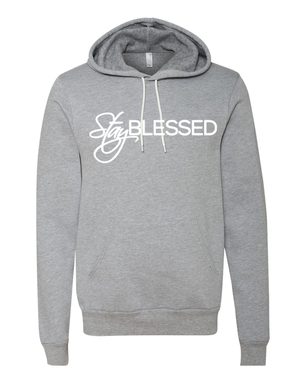Stay Blessed - Unisex Fleece Hoodie