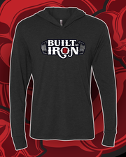 Built By Iron Light Weight Hoodie