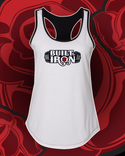 Built By Iron Women's Racerback Tank