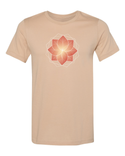 Arkeo 1 Spring 2021 tan Blooming Lotus Unisex T-Shirt