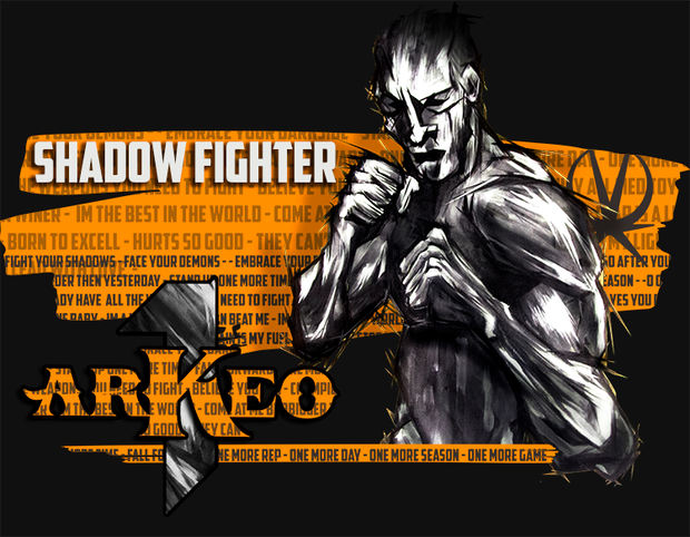 Original Shadow Fighter T-Shirt