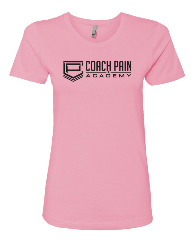 CPA Women's Fitted T-Shirt