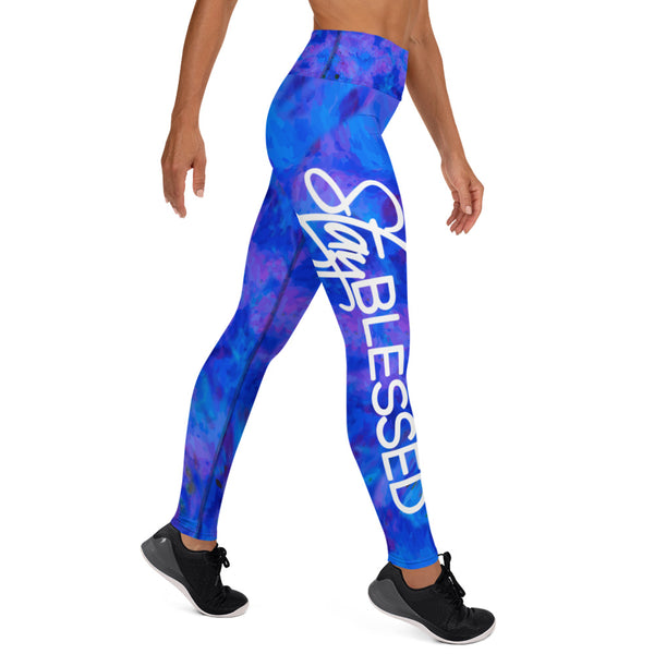 Stay Blessed Leggings