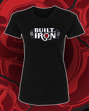 Built By Iron Women's T-Shirt