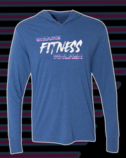 Brooke Walker Fitness Lightweight Hoodie
