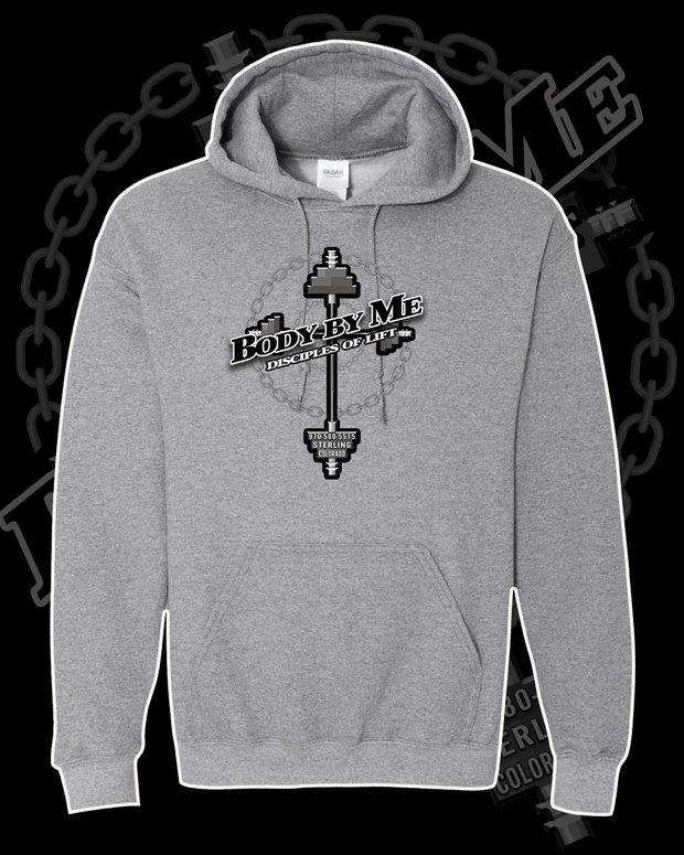 Body By Me Hooded Sweatshirt